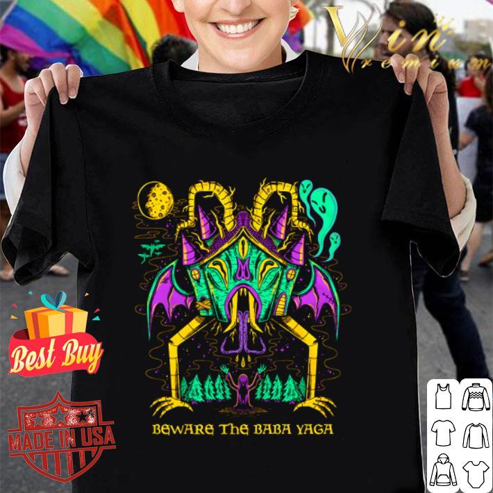 Beware the baba Yaga John Wick shirt