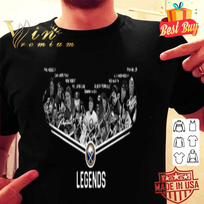 Buffalo Sabres Legends Players shirt