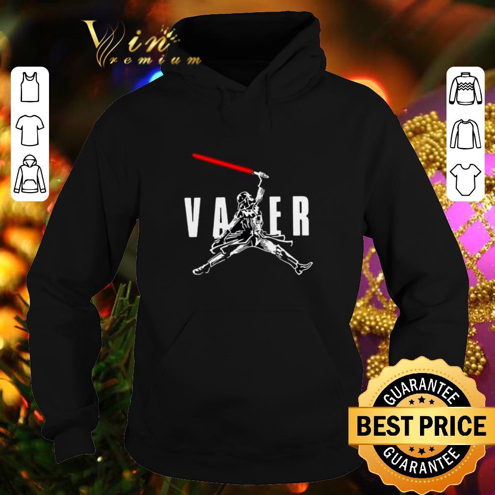 Cool Darth Vader Air Jordan Star Wars shirt