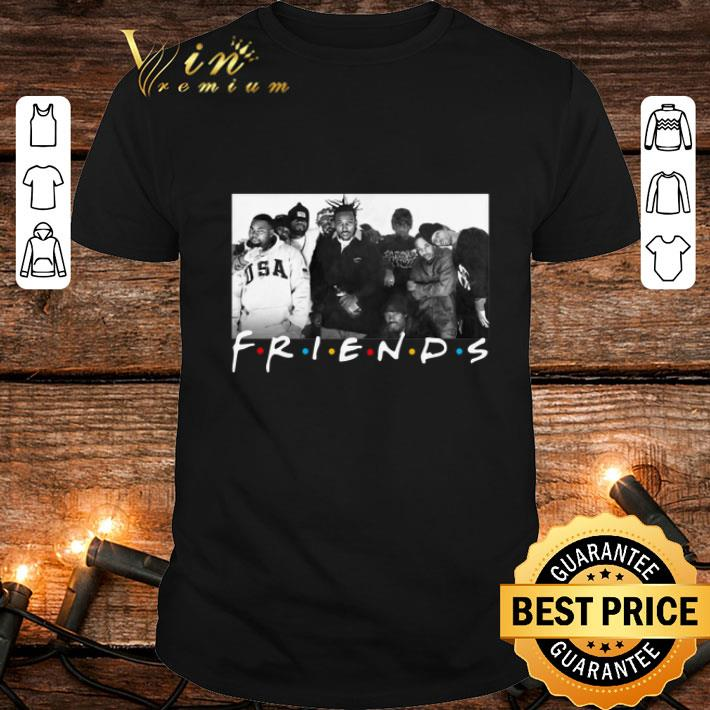 Cool Wu-Tang Clan Friends shirt