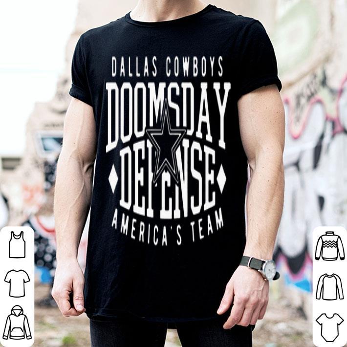 Dallas Cowboys Doomsday Defense America's Team shirt