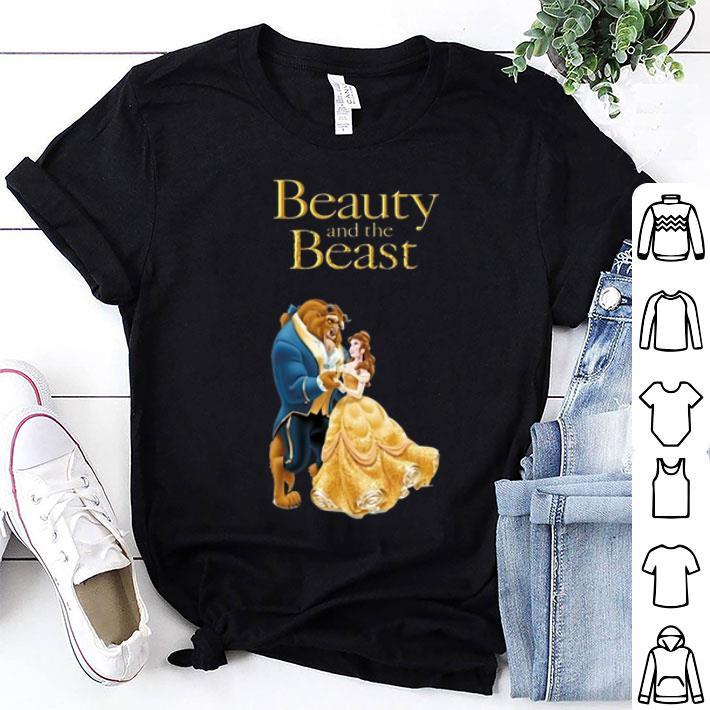 Disney Beauty and The Beast shirt