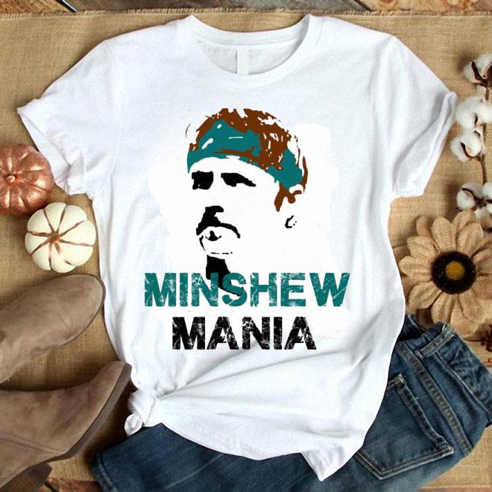 Gardner Minshew Mania shirt
