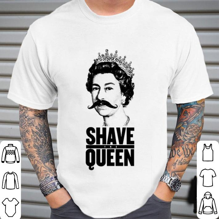 God Shave The Queen shirt