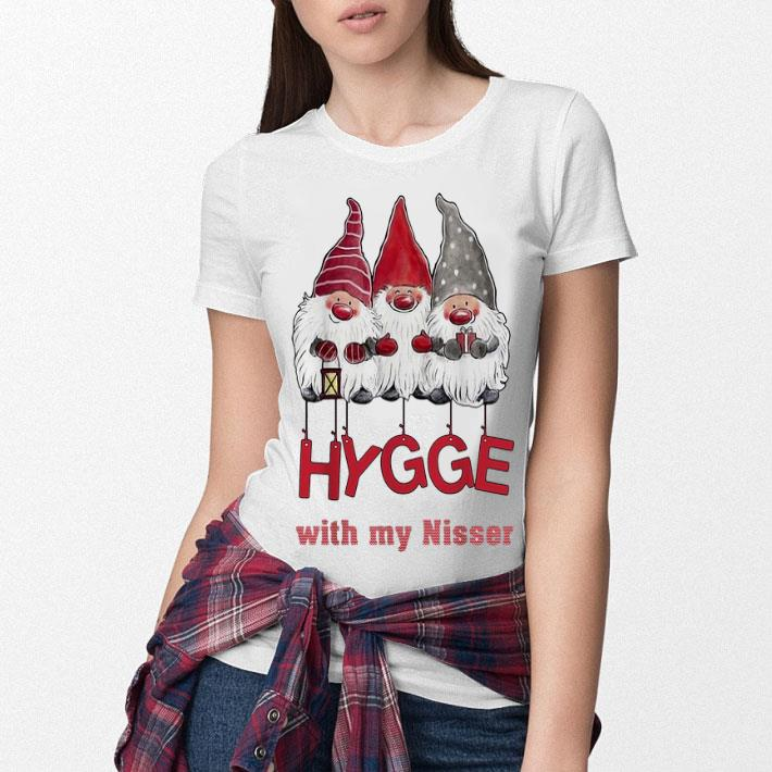 Hygge with my nisser Christmas shirt