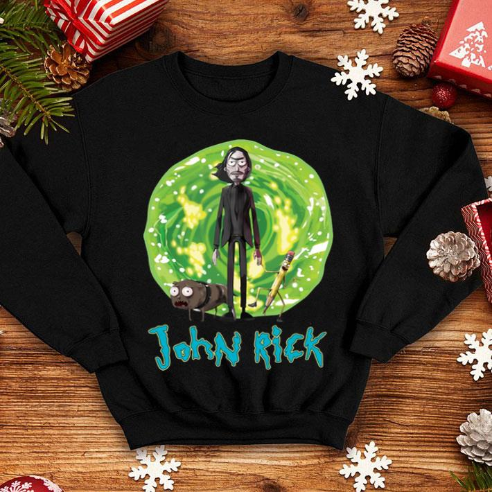 John Rick John Wick shirt