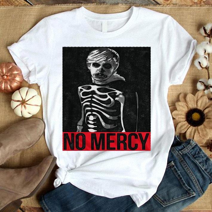 Karate Kid No Mercy Skeleton shirt