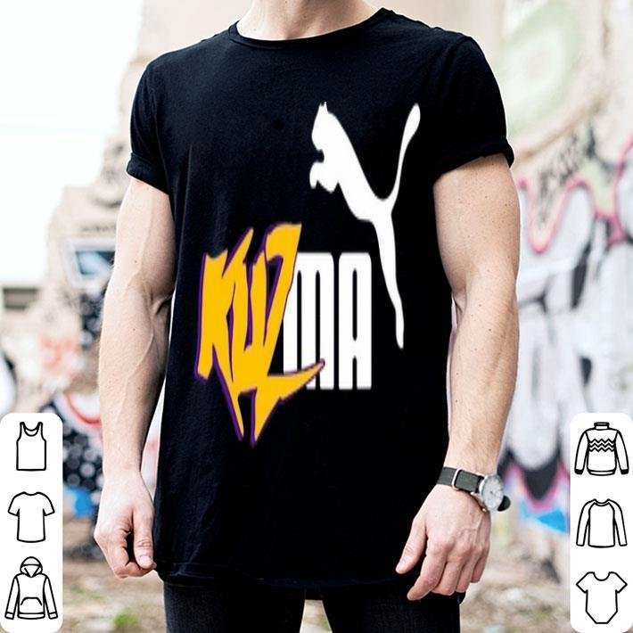 Kyle Kuzma Puma shirt