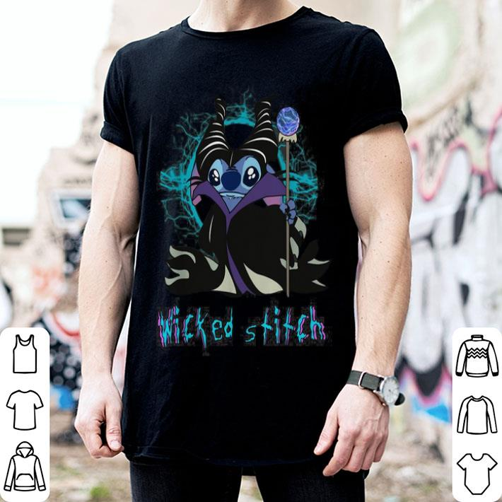 Maleficent Wicked Stitch shirt