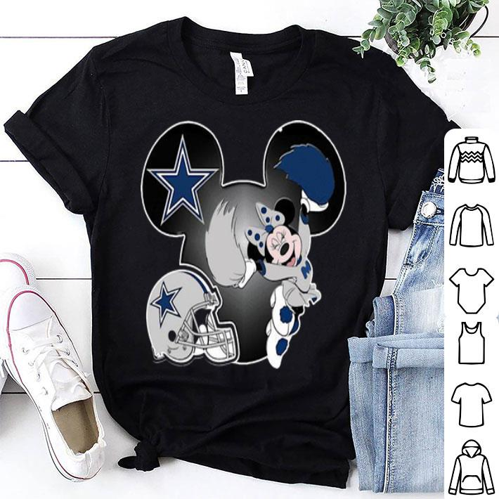 Minnie Mouse Dallas Cowboys shirt