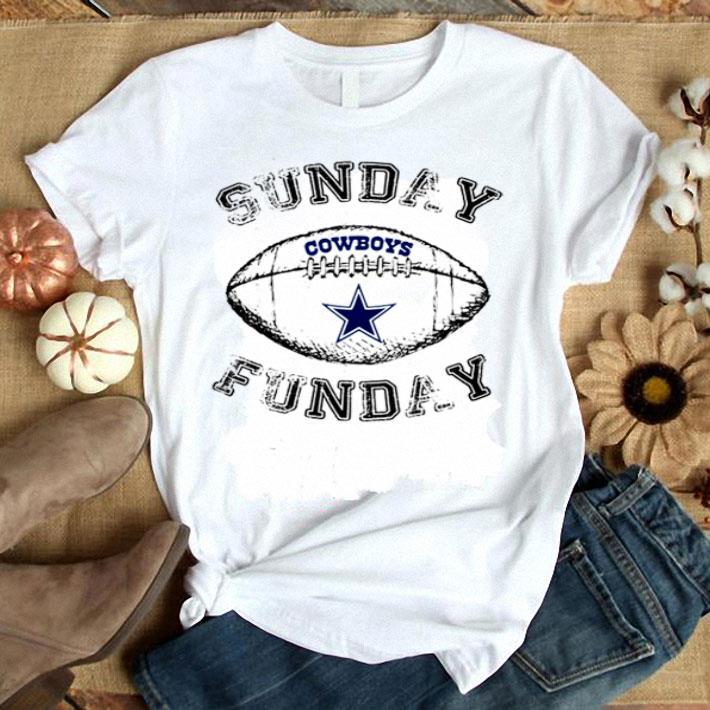 Sunday Dallas Cowboys Funday shirt