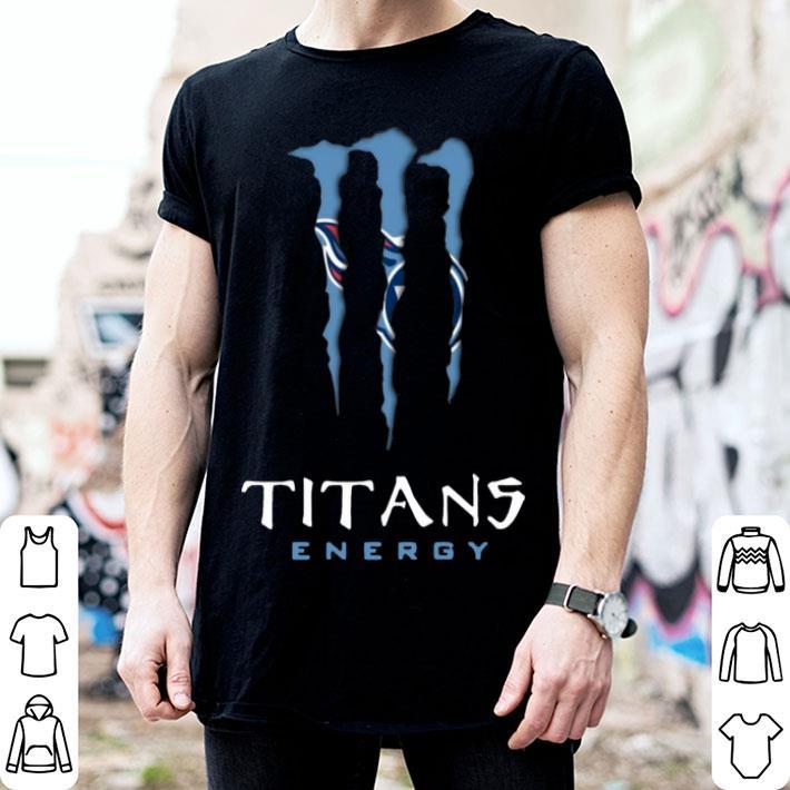Tennessee Titans Monster Energy shirt