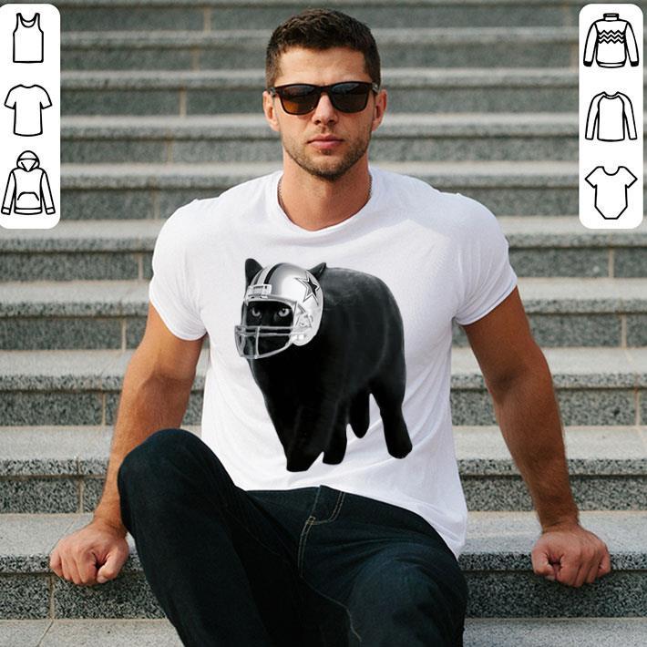 Black Cat Hot Boyz Dallas Cowboys shirt