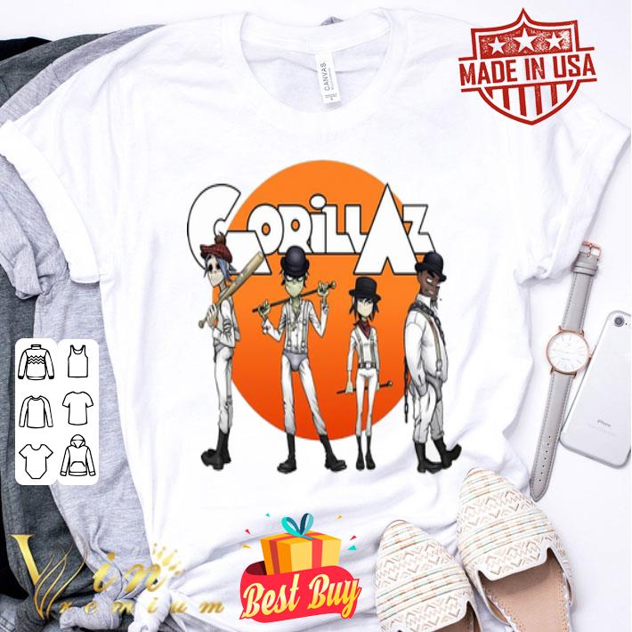 Clockwork Orange Corillas shirt
