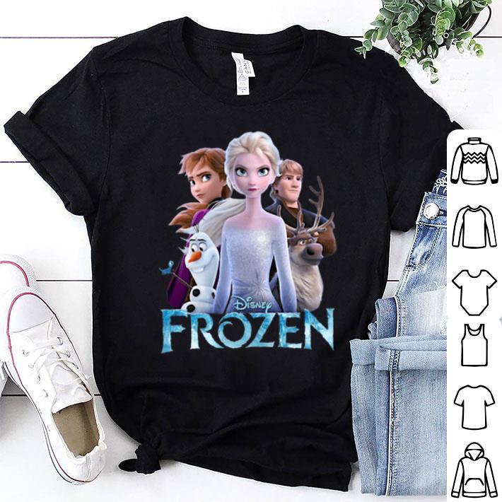 Elsa Anna Olaf Kristoff Disney Frozen shirt