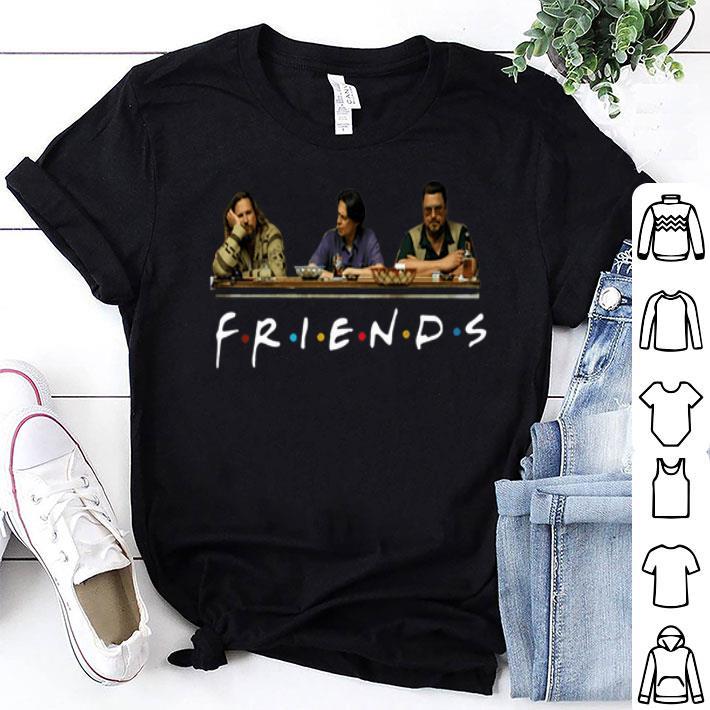 Friends The Big Lebowski shirt