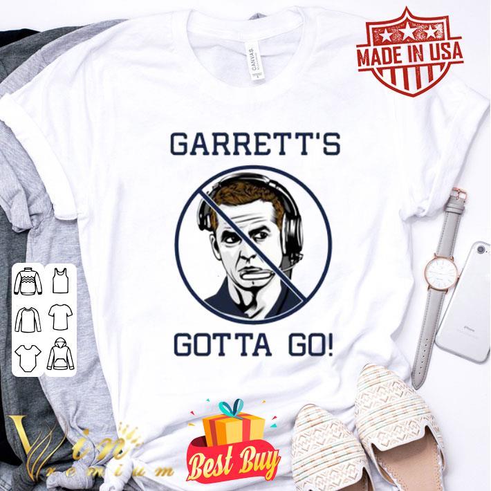 Jason Garrett's Gotta Go shirt