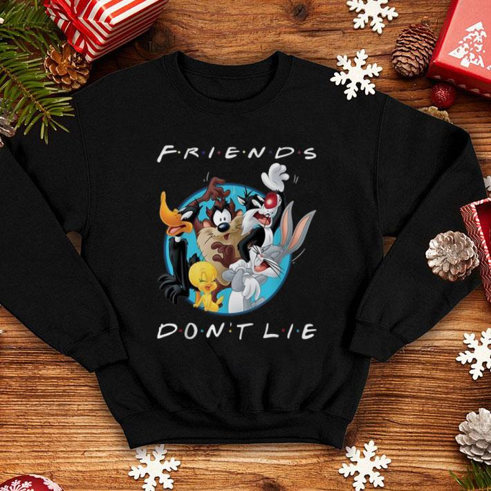 Looney Tunes Friends don't lie shirt