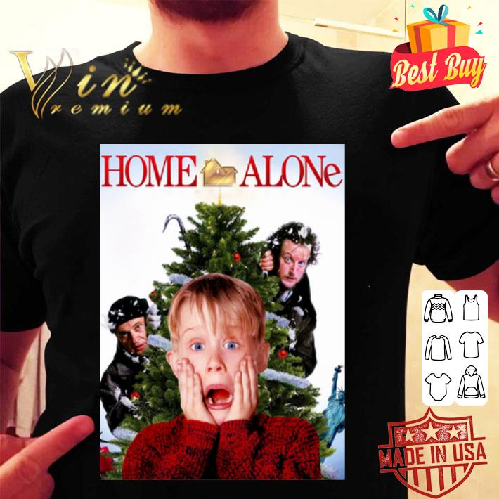Macaulay Culkin Home Alone Kevin McCallister Christmas shirt