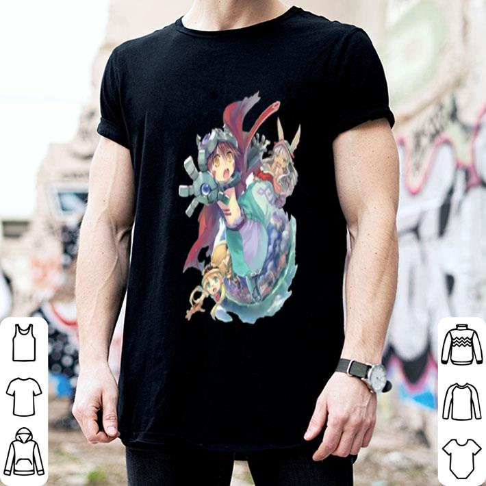 Made In Abyss Japan Anime shirt