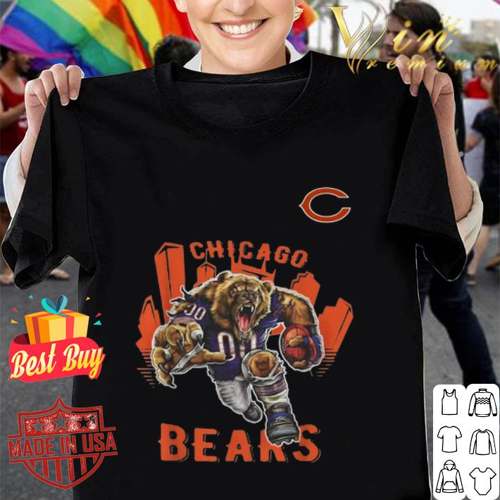 Mean Game Face Chicago Bears shirt