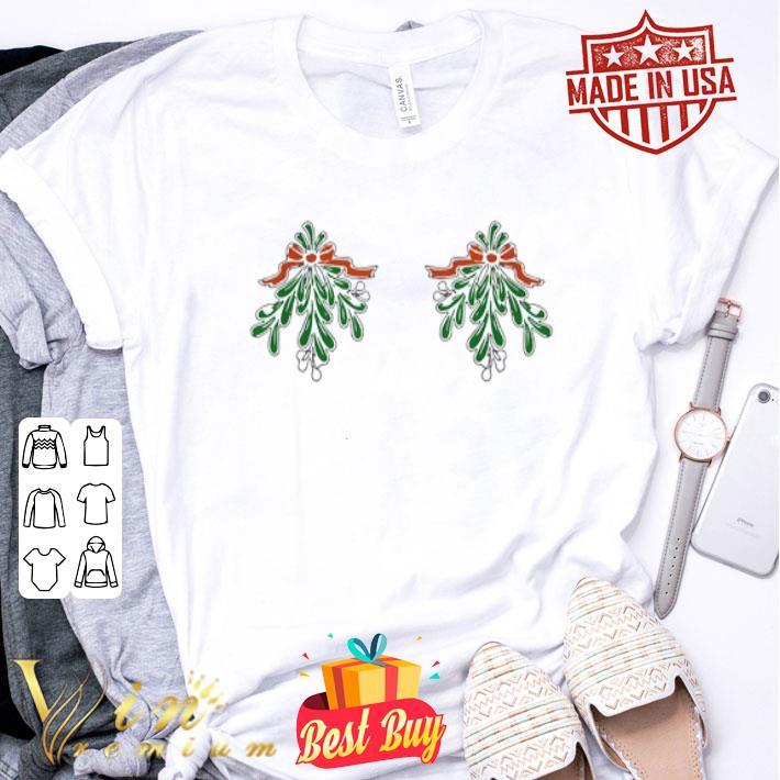 Merry Christmas Mistletits shirt