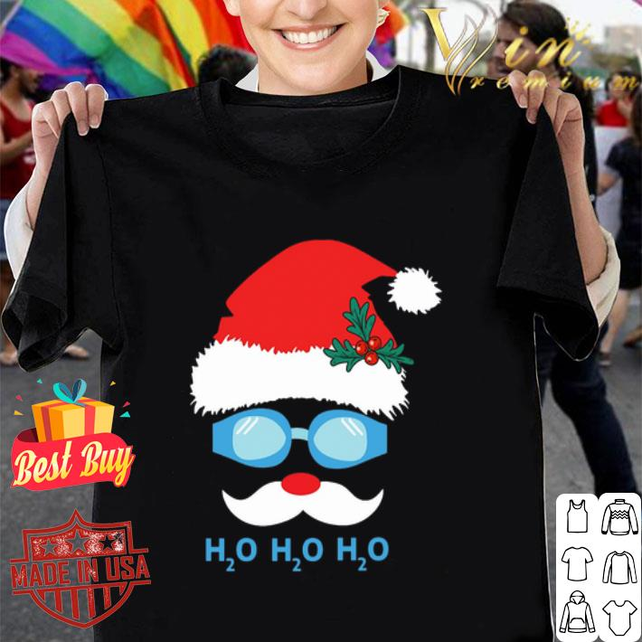 Water H20 Santa Claus shirt