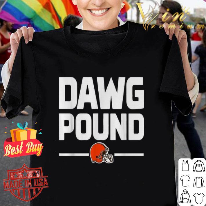 Freddie Kitchens Dawg Pound Cleveland Browns shirt