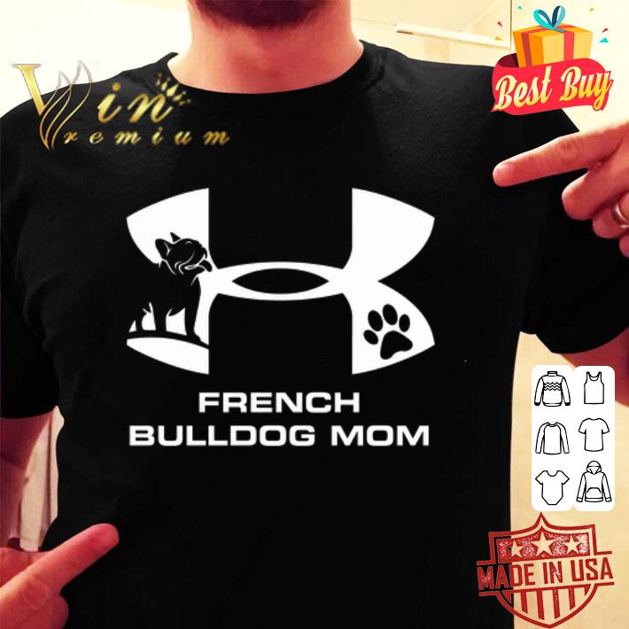 French Bulldog mom shirt