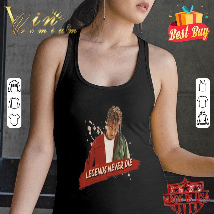 Rip Juice Wrld legends never die shirt