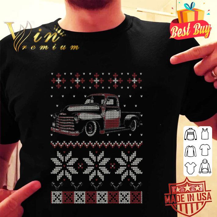 Trucker Ugly christmas shirt