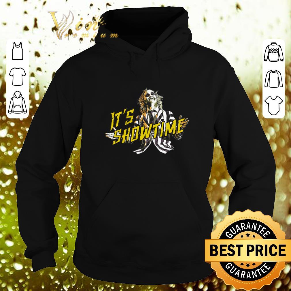 Beetlejuice It's Showtime shirt