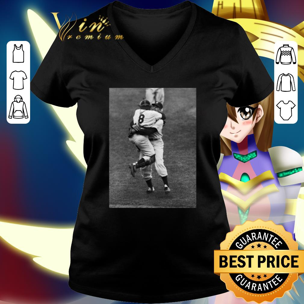 Don Larsen who threw only perfect World Series game dies at 90 shirt