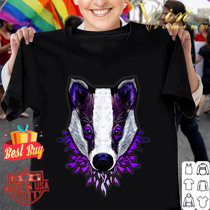 Patrick's Badger Purple shirt