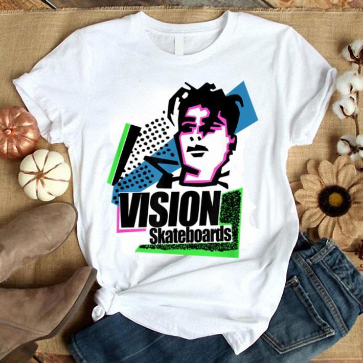 Vision Skateboard Mark Gonzales shirt