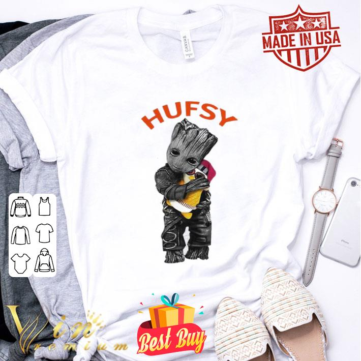 Baby Groot Hug Hugsy Penguin Star Wars shirt