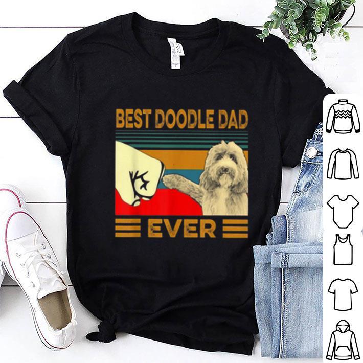 Best Doodle Dad Ever Vintage shirt