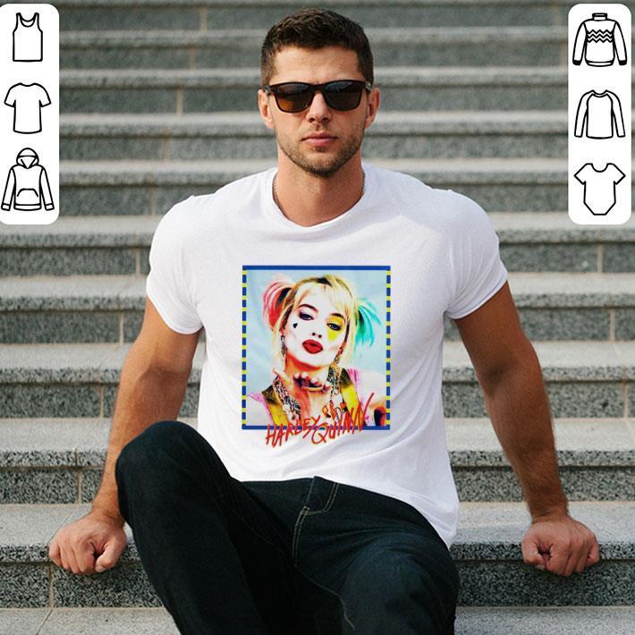 Dc Comics Birds Of Prey Harley Quinn Kiss Shirt Hoodie Sweater Longsleeve T Shirt