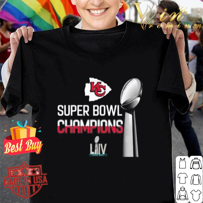 Kansas City Chiefs Super Bowl Champions LIV 2020 shirt