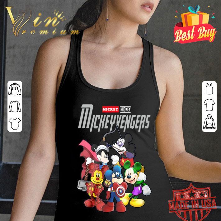 Marvel Mickey Mickeyvengers Avengers Endgame Disney shirt