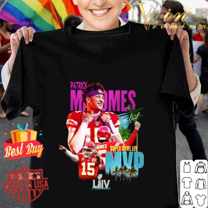 Kansas City Chiefs Super Bowl Mvp Patrick Mahomes T Shirt Mahomes Face T Shirt