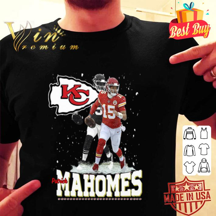 Patrick Mahomes Kansas City Chiefs Champions shirt