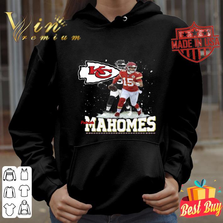 Patrick Mahomes Kansas City Chiefs Champions shirt