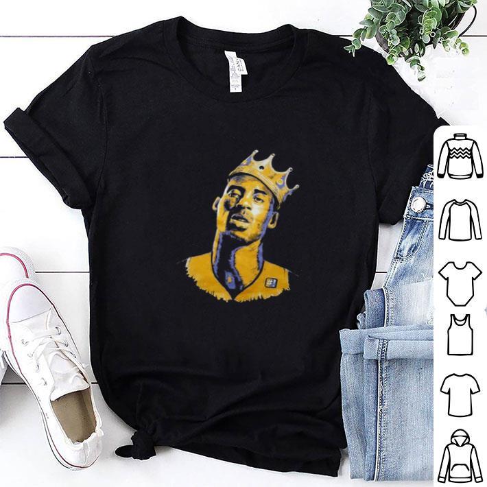 RIP KOBE KING Kobe Bryant shirt