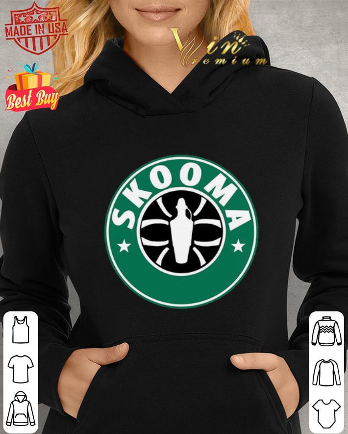 Skooma mashup Starbucks The Elder Scrolls V Skyrim shirt