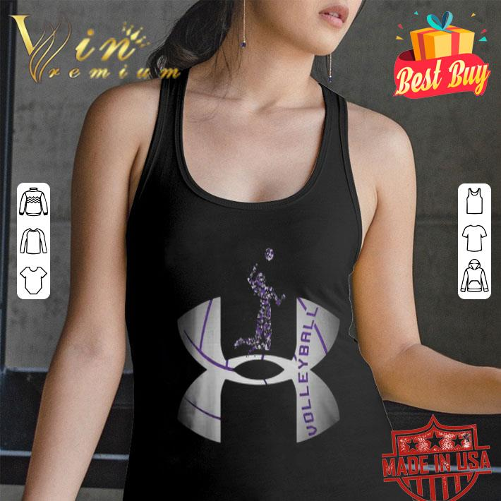Under Armour Volleyball Girl Logo shirt