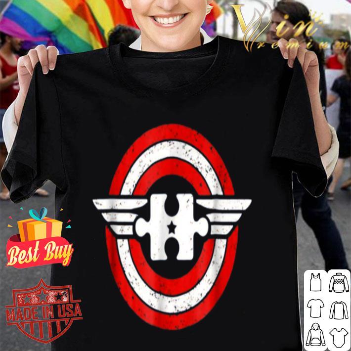 Autism Awareness - Captain Autism shirt