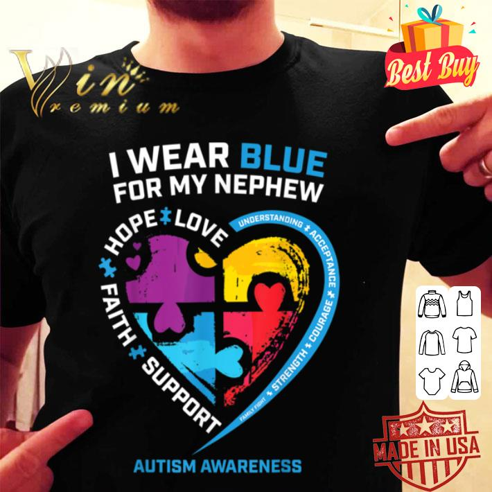 Autism Awareness Gifts Uncle Aunt Men Women Matching Family shirt