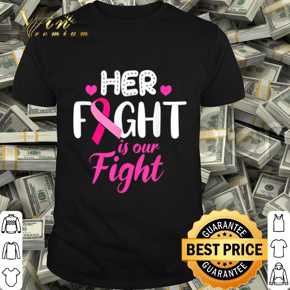 Do Things Through Christ - Breast Cancer Support shirt