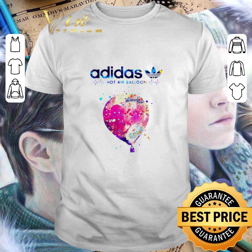 Logo Adidas Hot Air Balloon Heartbeat shirt 1